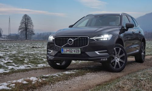 Test: Volvo XC60 D5 AWD inscription