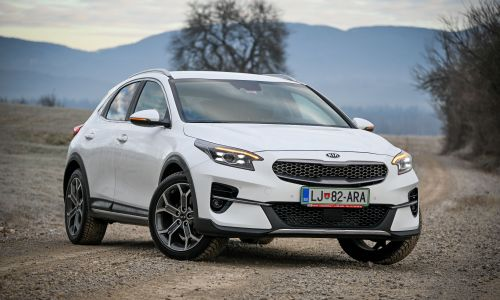 Test: Kia xceed 1,4 T-GDi EX stream