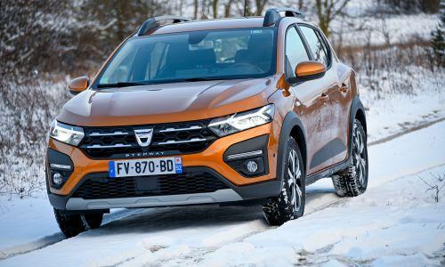 Za volanom: Dacia sandero in sandero stepway