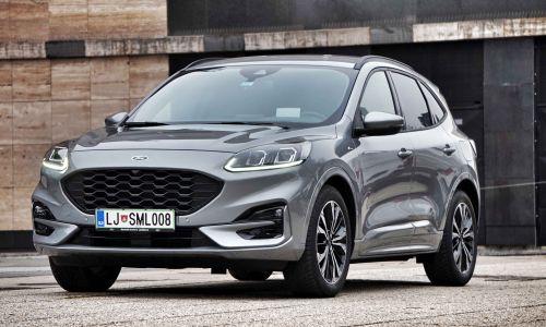 Test: Ford kuga 2.0 ecoblue hybrid ST line X