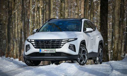 Test: Hyundai tucson HEV 1,6 T-GDI impression
