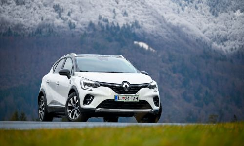 Test: Renault captur intens e-tech 160