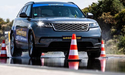 Goodyear eagle F1 asymmetric 3 SUV – nova športna pnevmatika za cestne terence