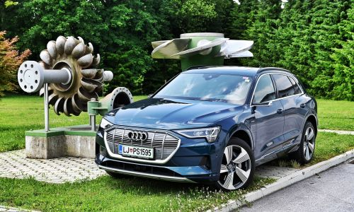 Test: Audi e-tron 55 quattro advanced