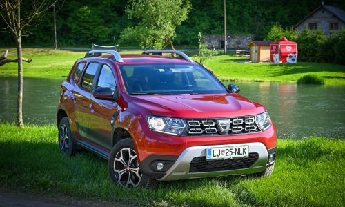 Kratek test: Dacia duster 1.3 Tce 130 techroad