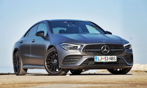 Test: Mercedes CLA 220