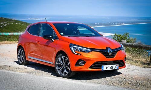 Za volanom: Renault clio