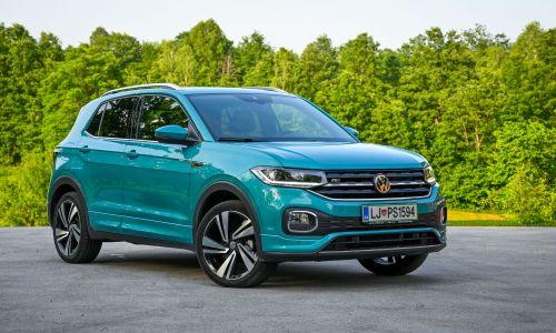 Test: Volkswagen T-cross style 1.0 TSI