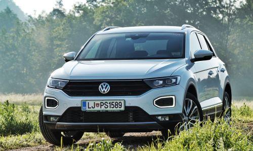 Kratek test: Volkswagen T-roc sport 2,0 TDI