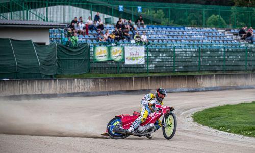Pogovor: Anže Grmek, mladi speedwayist