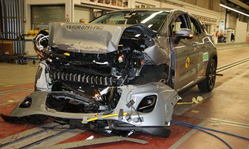Poostrena merila Euro NCAP ocenjevanja varnosti avtomobilov