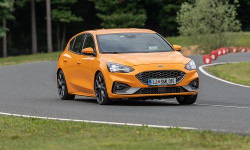 Kratek test: Ford focus ST 2.3 ecoboost
