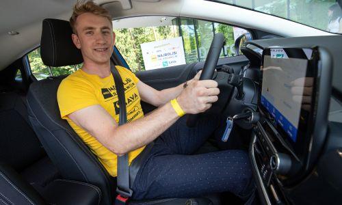 Najboljši mladi voznik: Od malega spoštujem avtomobile