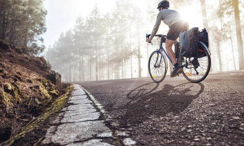 Na pedalih: S kolesom na morje ...