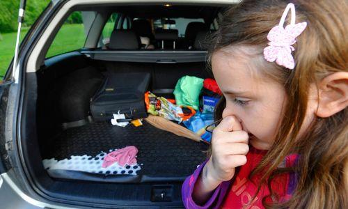 """""""V avtu se izogibajte pretiranim aromatom"""""""
