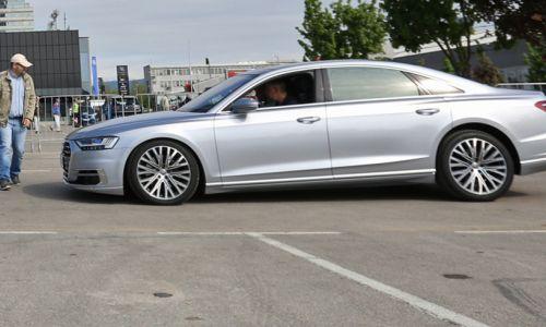 #Doživetje: Audi A8, izzivalec zaupanja v tehnologijo