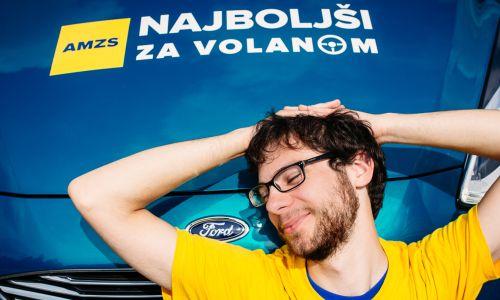 Pogovor z najboljšim letošnjim mladim voznikom Slovenije