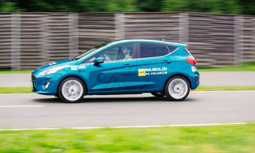 AMZS je znova izbral najboljšega mladega voznika Slovenije