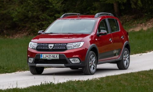 Kratek test: Dacia sandero 0.9 TCe 90 techroad