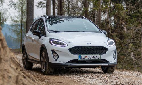 Kratek test: Ford fiesta 1.0 ecoboost 92 kW active