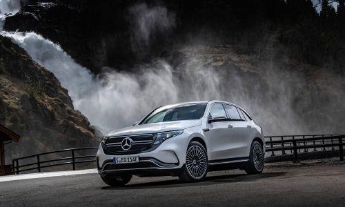 Za volanom: Mercedes EQC 400