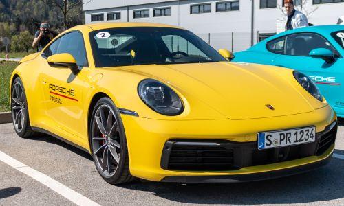 Za volanom: Porsche 911 carrera S