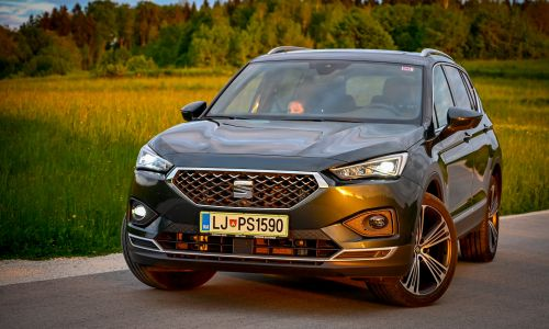 Test: Seat tarraco 2,0 TDI DSG 4drive excellence