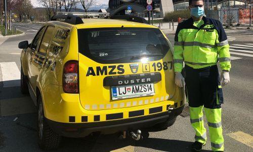 AMZS raziskava: Koronavirus in naša mobilnost