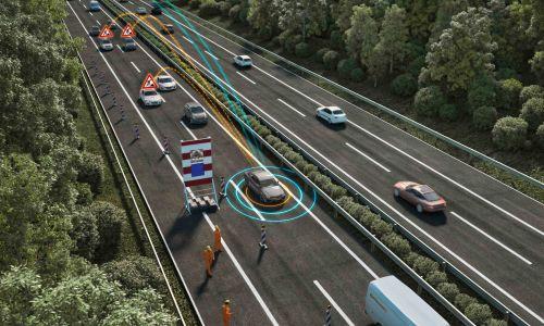 Mobilno omrežje 5G in avtomobilska tehnologija