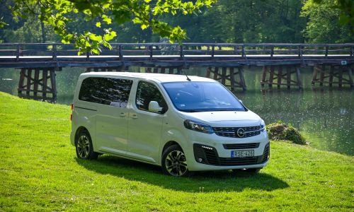 Test: Opel zafira life M 2.0 D innovation