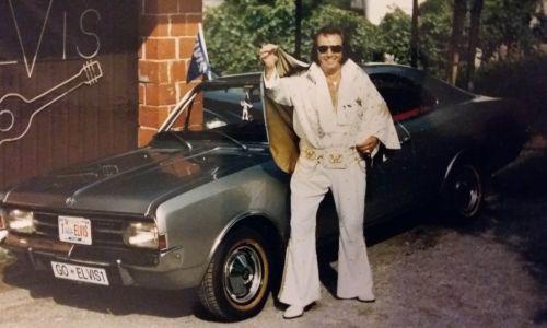 #Srečanja: Elvis in AMZS za vedno …