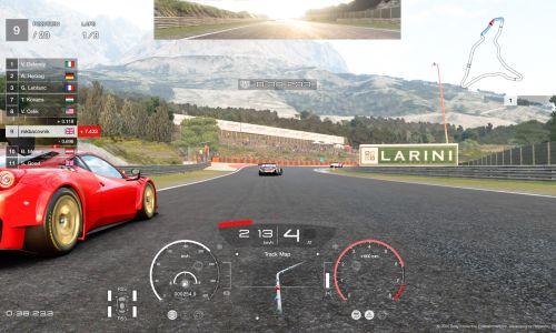 Virtualno dirkanje