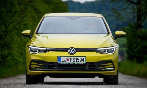 Vabljeni za volan novega digitalnega VW golfa!
