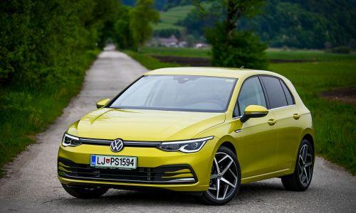 Test: Volkswagen golf 1,5 eTSI style