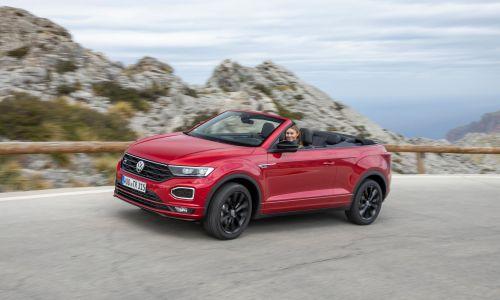 Prvi pogled: Volkswagen T-roc cabriolet