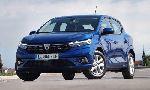Test: Dacia sandero 1.0 TCe 90 comfort