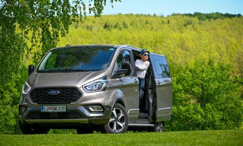 Test: Ford turneo custom active 2.0 TDCi