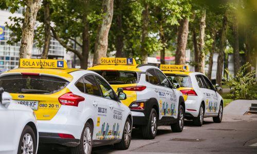Šola dobre vožnje: Zaraščena pot do vozniškega dovoljenja
