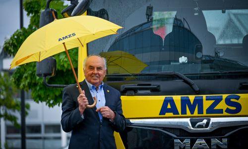 Pogovor s predsednikom AMZS Antonom Breznikom