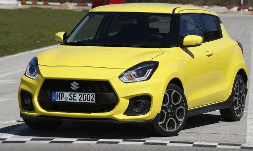 Za volanom: Suzuki swift sport