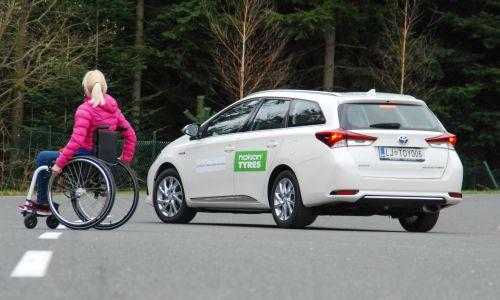 Enakopravnost - mobilnost za vse
