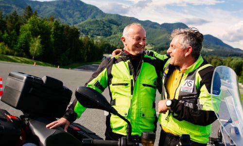 #Srečanja: Tečaj varne vožnje rešuje življenje