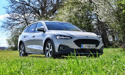 Kratek test: Ford focus karavan 2.0 ecoblue active business