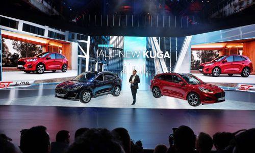 Prvi pogled: Fordova ofenziva avtomobilskih novosti