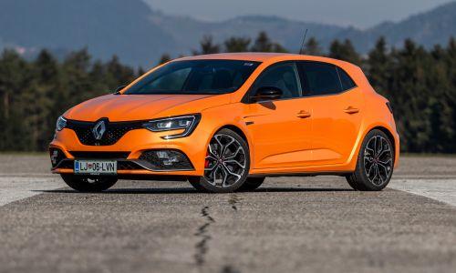 Kratek test: Renault Megane R.S. Energy TCe 280