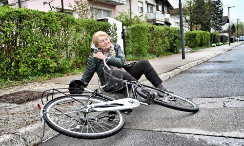 Zdravje: Več električnih koles in skirojev - več poškodb?