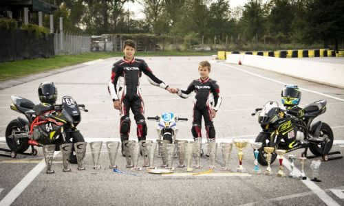 Pogovor: Enej in Tian Krševan, voznika minimota