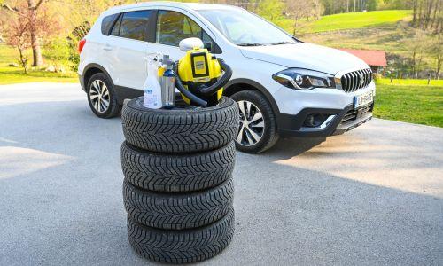 S temeljito avtomobilsko higieno ustavite učinke soli, zračne rje in virusov