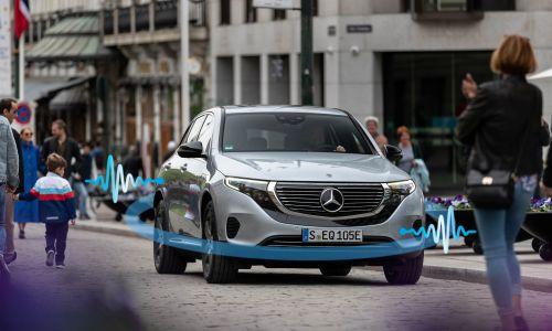 Tehnika: Zakaj električni avtomobili niso neslišni?