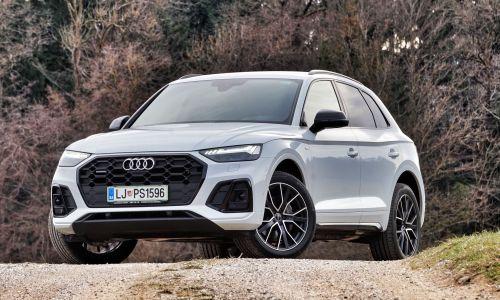 Test: Audi Q5 40 TDI quattro S tronic S-line